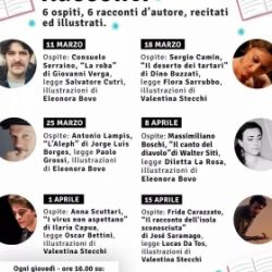 Racconti - Frida Carazzato