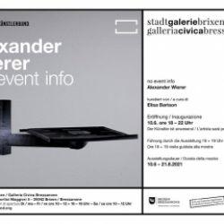 Alexander Wierer - no event info
