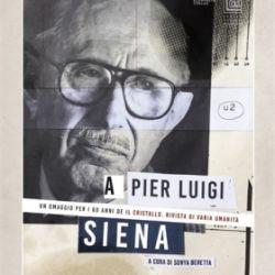 A Pier Luigi Siena