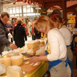 Festival internazionale del formaggio a Campo Tures