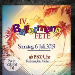 Festa Ballermann