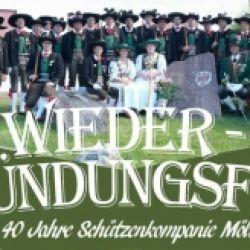 Festa di Rifondazione dei Schützen