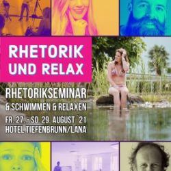 Rhetorik und Relax - Im Tiefenbrunn in Lana