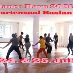 Dance Days 24. & 25. Luglio 2021