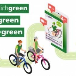 #muovitigreen Bike Cream Challenge