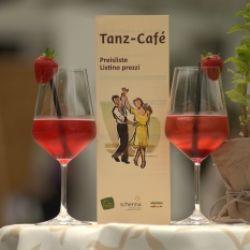 Tanzcafé-Caffè danzante in piazza Raiffeisen