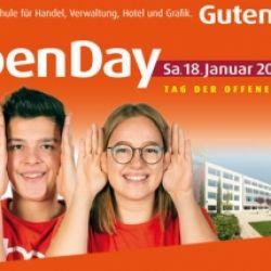 Tag der offenen Tür - Gutenberg Berufsschule