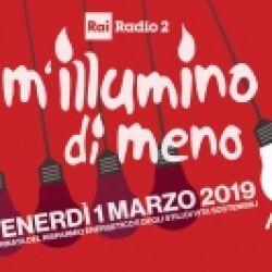 M'illumino di Meno 2019 - Rai Radio2