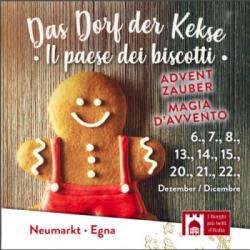 Il Paese dei Biscotti - Magia d'Avvento a Egna