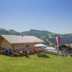 Festa delle baite a Obereggen