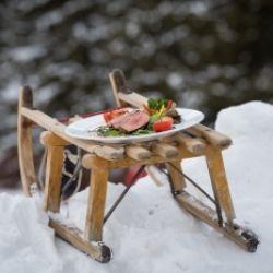 Beef & Snow nella Val d'Ega!