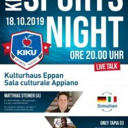 KIKU Sports Night