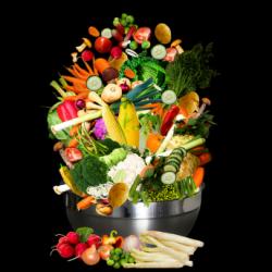 Corso di cucina in italiano: Verdure, che passione