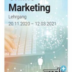 Online-Infotreffen: Lehrgang Online Marketing