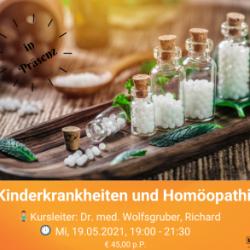 Kinderkrankheiten und Homöopathie