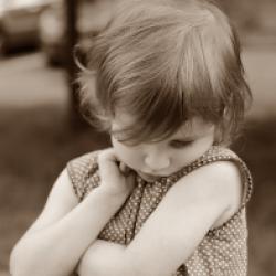 Kinder im Gefühlschaos