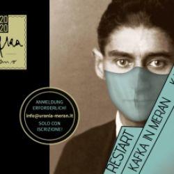 Kafka in Meran: Festakt mit Helena Janeczek und Reiner Stach