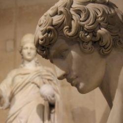 Der junge Leonardo und sein Meister Verrocchio