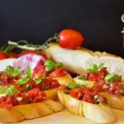 Fingerfood und Partyhäppchen aus der Vollwertküche