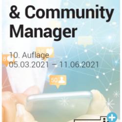Kostenloses Infotreffen: Social Media & Community Manager