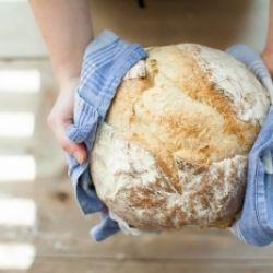 Vom Korn zum Brot direkt am Bauernhof