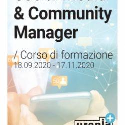 Serata informativa: Social Media & Community Manager