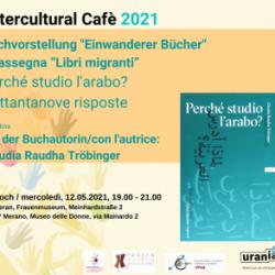 Intercultural Cafè: Buchvorstellung