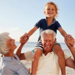 Kulturzirkel am Montagvormittag: Die Rolle der Großeltern