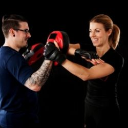 Das Frau & Stark - Selbstschutz-Training 1