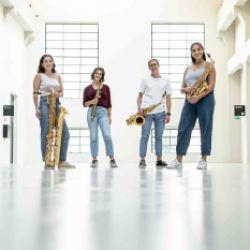 SAGS Quartetto con sassofono