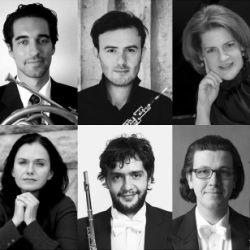 Quintetto di fiati Bayerische Staatsoper con Ewa Kupiec
