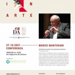 Dante in arte - Conferenza Sinfonia Dante di Giovanni Pacini