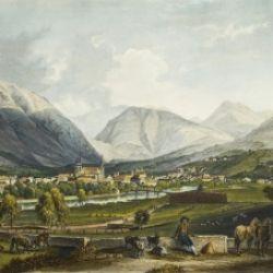 Bressanone nelle vedute del passato