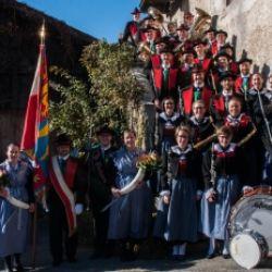 Concerto della banda musicale di Ciardes