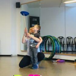 Giochi circensi per bambini dai 6 ai 12 anni