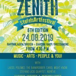 Zenith - Stufels Art Festival