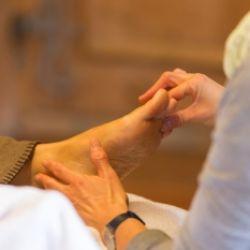 Fußmassage nach Hanne Marquardt