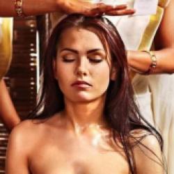 SHIROABHYANGA: massaggio ayurvedico della testa