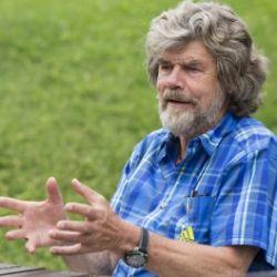 Dialoghi attorno al fuoco con Reinhold Messner