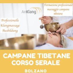 Campane Tibetane Corso SERALE