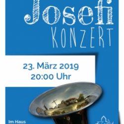 Josefikonzert der Musikkapelle Karneid