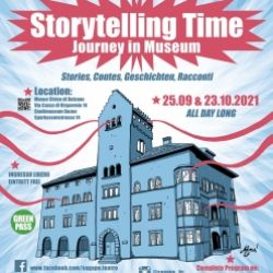 Storytelling Time 2021 - Journey in Museum