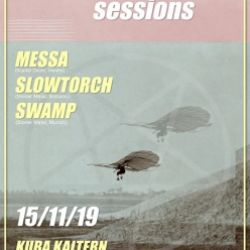 The Haunted Sessions: MESSA, SLOWTORCH, SWAMP