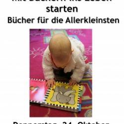 Mit Büchern ins Leben starten-Libri per la prima infanzia