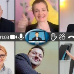 Video-Konferenzen perfekt moderieren!