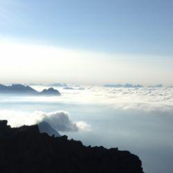 Escursione guidata in alta montagna con guida alpina