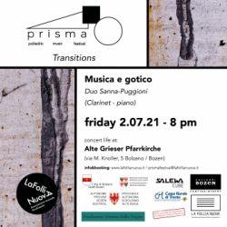 PRISMA: Poliedric Music Festival -Transition III