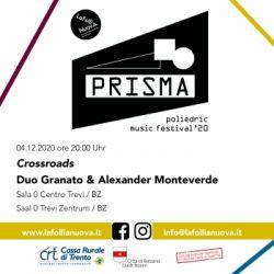 Prisma: Poliedric Music Festival '20 - Crossroads