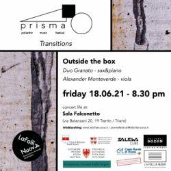 PRISMA: Poliedric Music Festival -Transition II