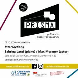 Prisma: Poliedric Music Festival '20 - Intersections